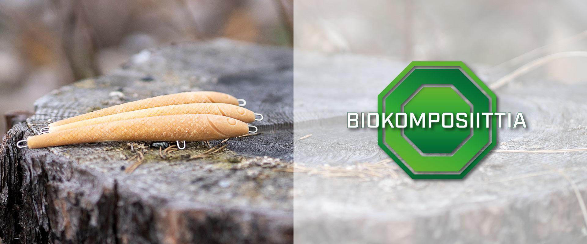 Purhu vaaput biokomposiitista